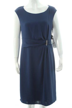 Vera Mont Cocktailkleid dunkelblau Eleganz-Look