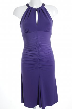 Vera Mont Cocktailkleid dunkelviolett Elegant