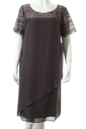 Vera Mont Cocktailkleid grau Eleganz-Look