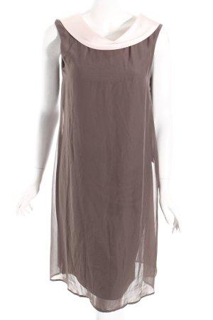 Vera Mont Cocktailkleid graubraun-rosé Elegant