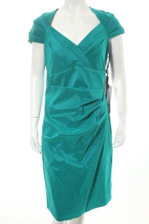 Vera Mont Cocktailkleid grün Eleganz-Look