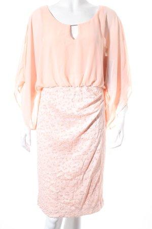 Vera Mont Cocktailkleid hellrosa-silberfarben Elegant