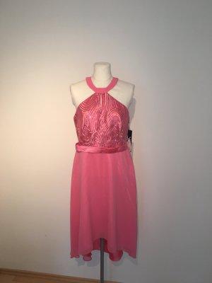 Vera Mont Cocktailkleid Kleid Gr.42 NEU Abendkleid Neckholderkleid