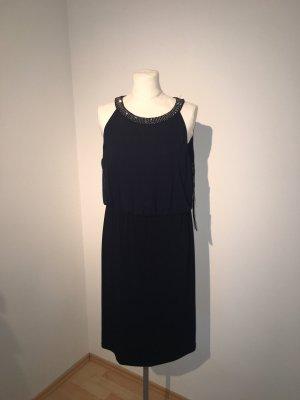 Vera Mont Cocktailkleid Kleid Gr.44 blau NEU