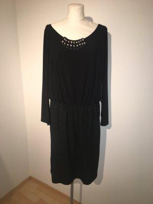 Vera Mont Cocktailkleid Kleid Gr.44 NEU schwarz