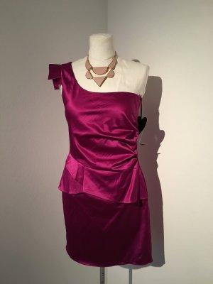 Vera Mont Cocktailkleid Partykleid Kleid Gr. 36 magenta NEU
