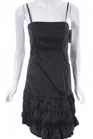 Vera Mont Cocktailkleid schwarz minimalistischer Stil
