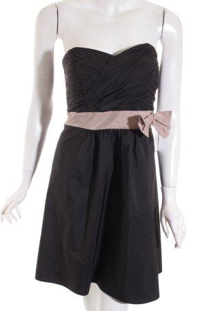 Vera Mont Cocktailkleid schwarz-nude Elegant