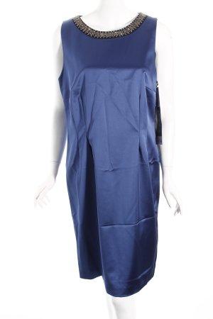 Vera Mont Cocktail Dress steel blue elegant