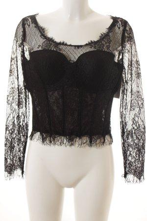 Vera Mont Corsage schwarz Elegant
