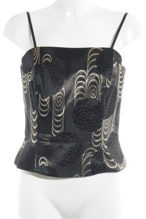 Vera Mont Corsage schwarz-goldfarben Elegant