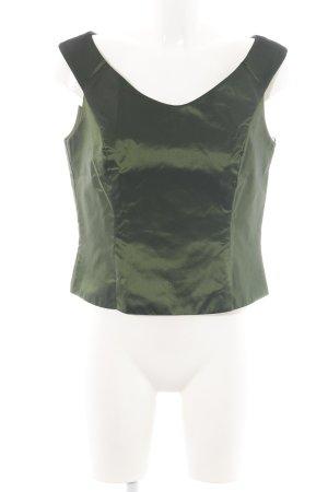 Vera Mont Corsagen Top khaki-grün Elegant