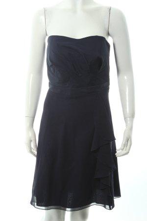 Vera Mont Corsagenkleid dunkelblau klassischer Stil