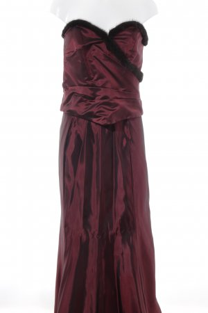 Vera Mont Corsagenkleid karminrot Elegant