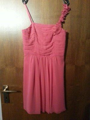 Vera Mont Damenkleid pink/koralle 38