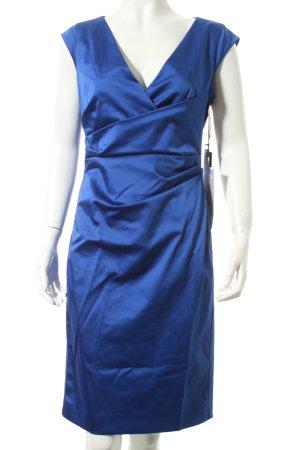 Vera Mont Etuikleid blau Elegant
