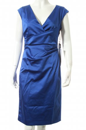 Vera Mont Etuikleid blau Eleganz-Look