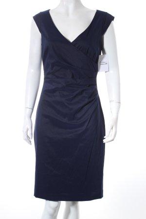 Vera Mont Etuikleid blau klassischer Stil