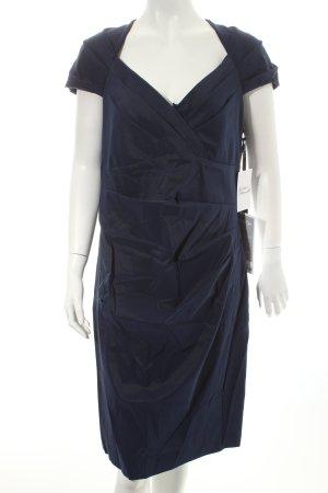 Vera Mont Etuikleid dunkelblau Elegant