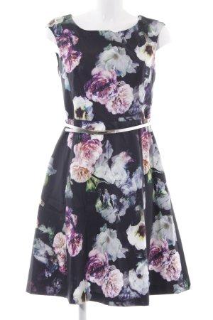 Vera Mont Vestido ceñido de tubo estampado floral elegante