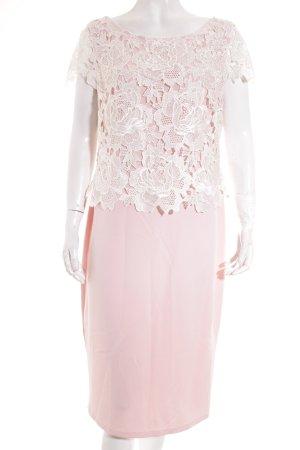 Vera Mont Etuikleid rosé-wollweiß Elegant