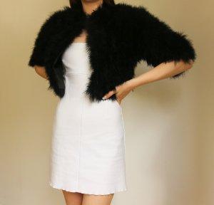 Vera Mont Giacca di pelliccia nero