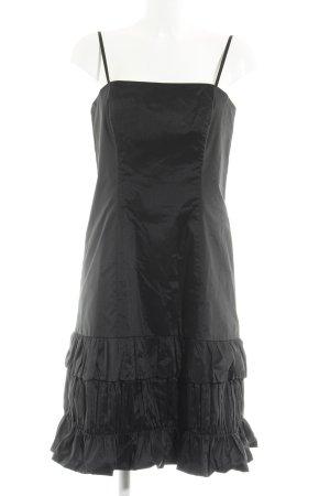Vera Mont Jupe taille haute noir élégant