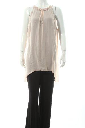 Vera Mont Jumpsuit rosé-schwarz klassischer Stil