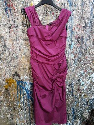 Vera Mont Kleid Beere Größe 40