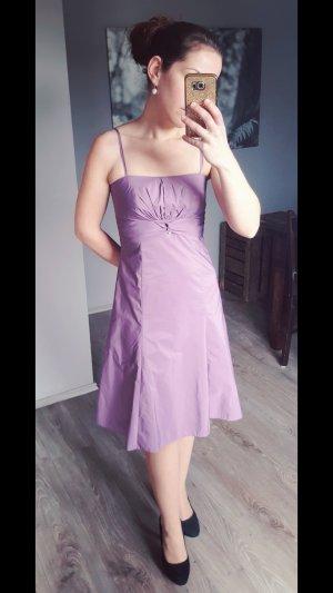 Vera Mont Kleid Gr 34 flieder Abendkleid Abiballkleid Cocktailkleid