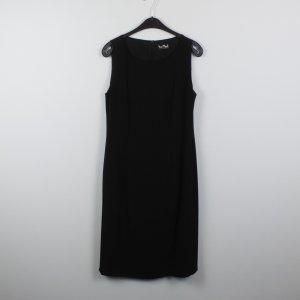 VERA MONT Kleid Gr. 42 schwarz Ärmellos (18/10/257)