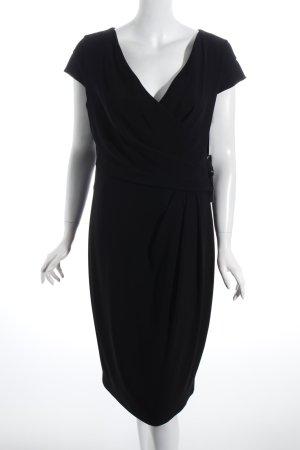 Vera Mont Kleid schwarz klassischer Stil