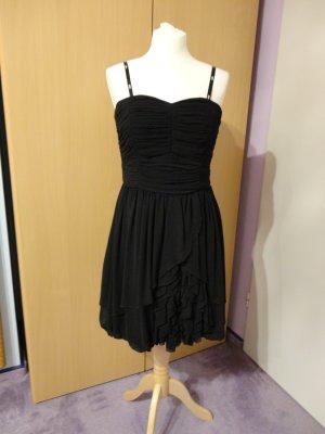 Vera Mont Kleid schwarz Party Abiball ungetragen 38