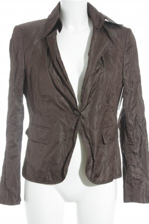 Vera Mont Blazer corto marrone elegante