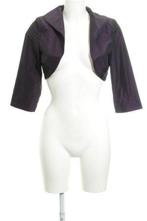 Vera Mont Korte blazer braambesrood elegant
