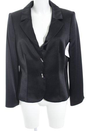 Vera Mont Kurz-Blazer schwarz klassischer Stil