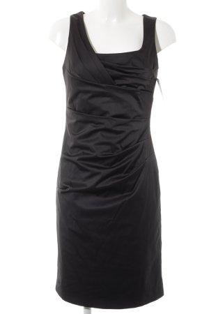 Vera Mont Kurzarmkleid schwarz Elegant