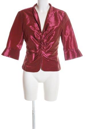 Vera Mont Kurzjacke rot extravaganter Stil