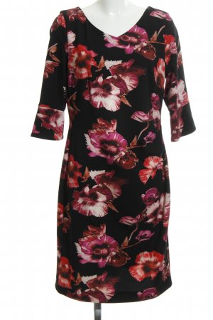 Vera Mont Langarmkleid florales Muster Elegant