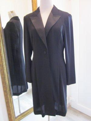 Vera Mont Long Blazer Mantel schwarz Gr 36