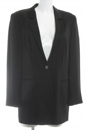 Vera Mont Long-Blazer schwarz Business-Look