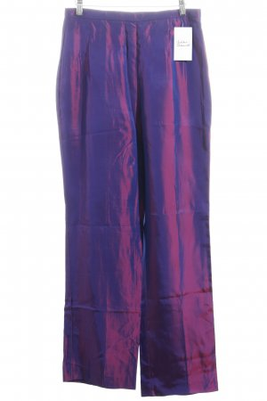 Vera Mont Marlene Trousers blue violet extravagant style