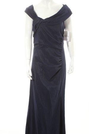Vera Mont Maxikleid dunkelblau Elegant