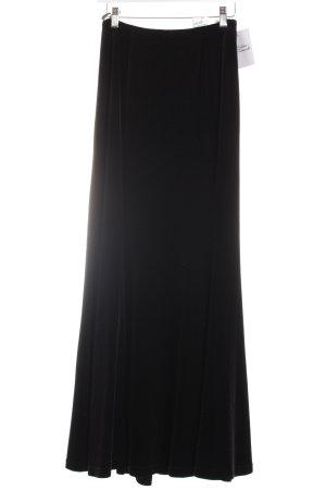 Vera Mont Maxirock schwarz Elegant