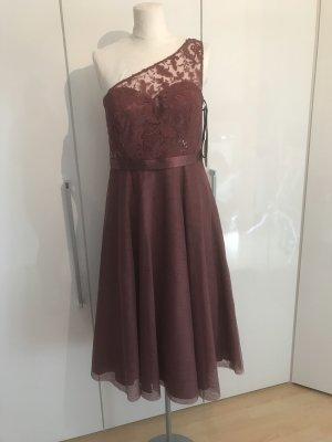 Vera Mont Midi-Kleid Gr.40 One-Shoulder Kleid Cocktailkleid
