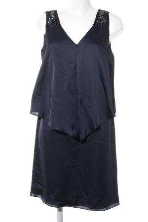 Vera Mont Minikleid dunkelblau Elegant