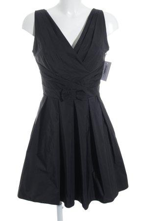 Vera Mont Minikleid schwarz Elegant