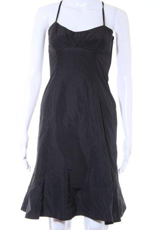 Vera Mont Minikleid schwarz schlichter Stil