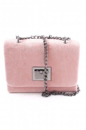 Vera Mont Mini Bag pink-silver-colored elegant