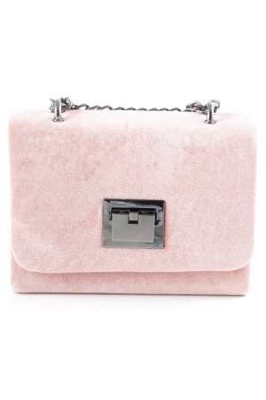 Vera Mont Minibolso rosa-color plata look casual